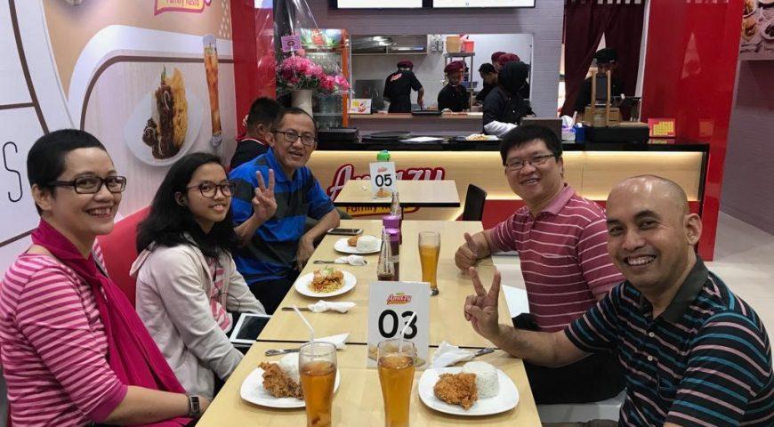 Grand Opening Amazy Resto Surabaya