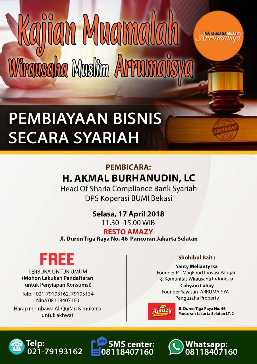 Memahami Intelektual Secara Syariah Dalam Kajian Wirausaha Muslim